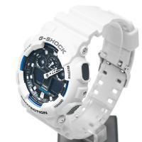 Zegarek męski Casio g-shock original GA-100B-7AER - duże 3