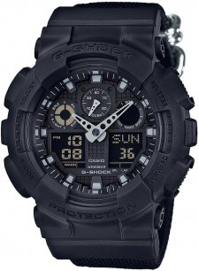 zegarek  Casio GA-100BBN-1AER