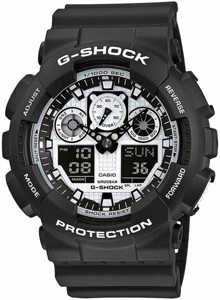 G-Shock GA-100BW-1AER G-SHOCK Original