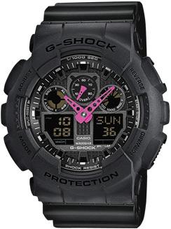 Zegarek Casio G-SHOCK GA-100C-1A4ER - duże 1