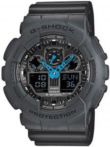 zegarek męski Casio G-Shock GA-100C-8AER
