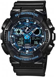 zegarek męski Casio G-Shock GA-100CB-1AER