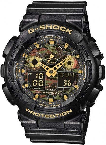 G-Shock GA-100CF-1A9ER G-SHOCK Original