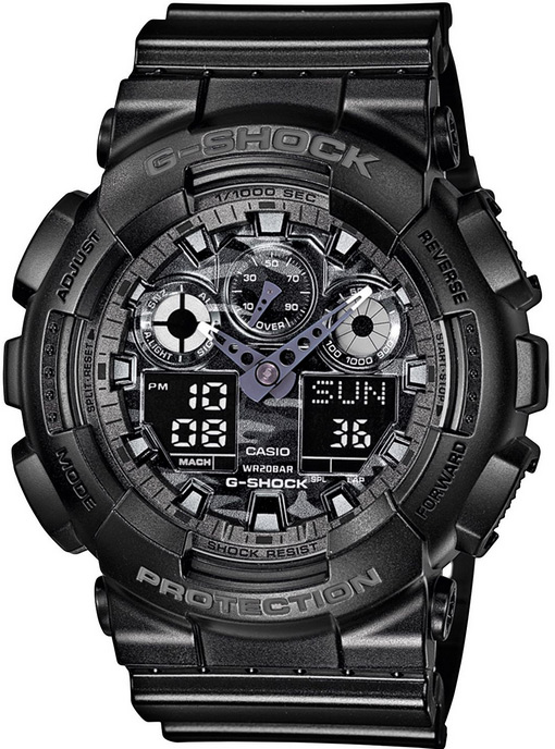 G-Shock GA-100CF-1AER G-Shock