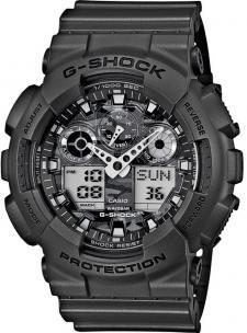 zegarek męski Casio G-Shock GA-100CF-8AER