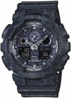 zegarek G-SHOCK Cracked Ground Casio GA-100CG-2AER