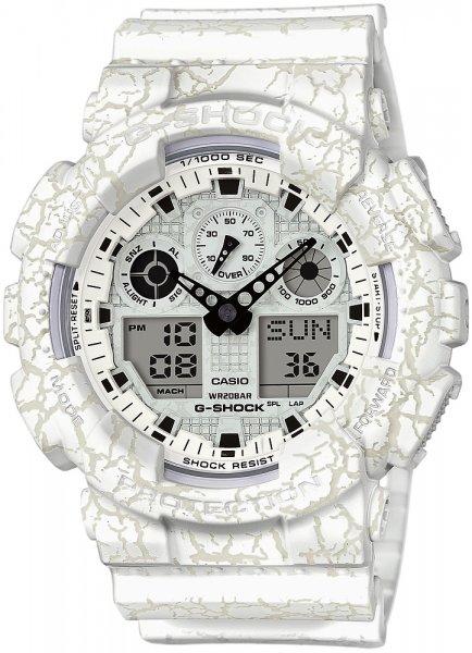 GA-100CG-7AER - zegarek męski - duże 3