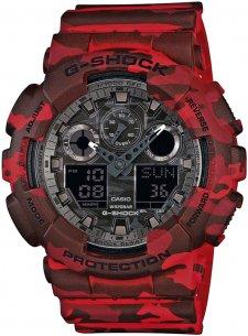 zegarek męski Casio G-Shock GA-100CM-4AER