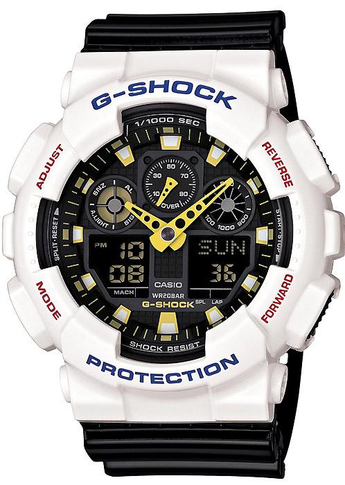 G-Shock GA-100CS-7A G-Shock