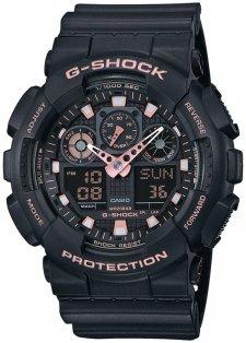 zegarek męski Casio G-Shock GA-100GBX-1A4ER