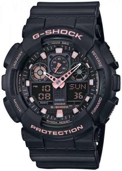 Zegarek Casio GA-100GBX-1A4ER - duże 1