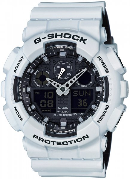 G-Shock GA-100L-7AER G-SHOCK Original LAYERED