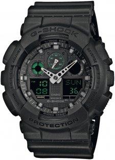 zegarek męski Casio G-Shock GA-100MB-1AER