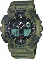 zegarek  Casio GA-100MM-3AER