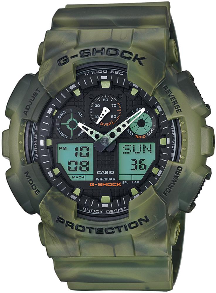 G-Shock GA-100MM-3AER G-Shock