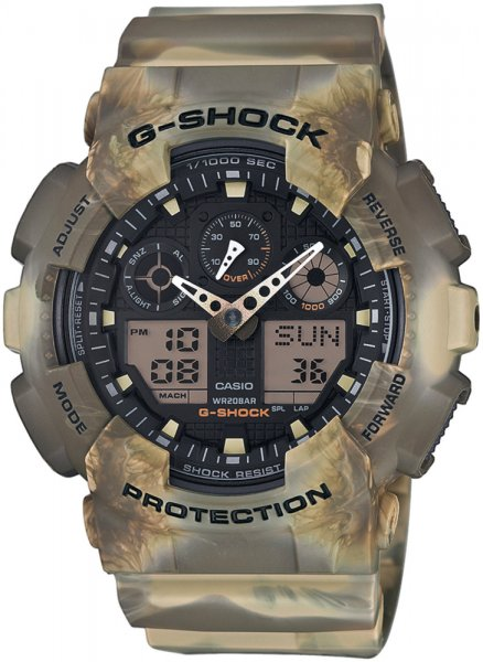 G-Shock GA-100MM-5AER G-Shock