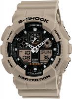 Zegarek męski Casio G-SHOCK g-shock GA-100SD-8AER - duże 1