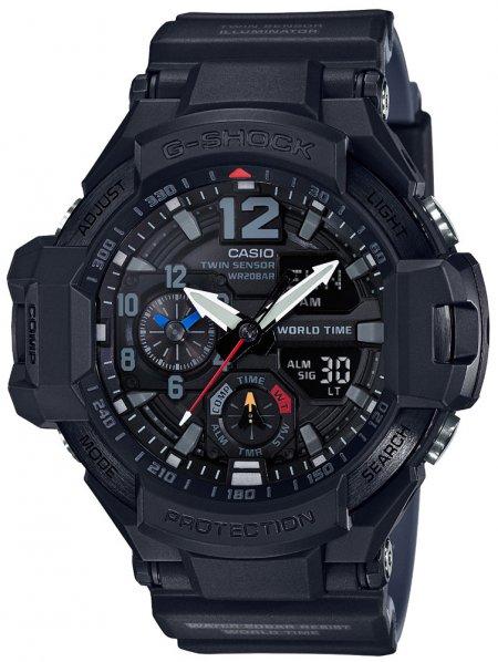 Zegarek Casio GA-1100-1A1ER - duże 1