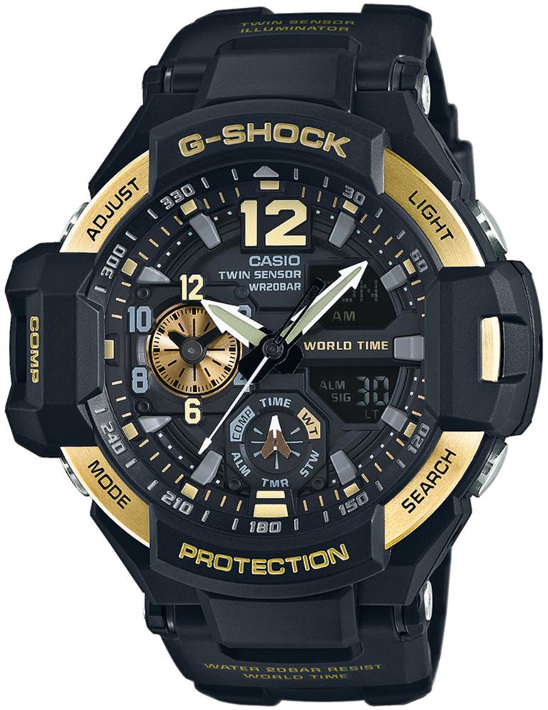 G-Shock GA-1100-9GER G-SHOCK Master of G