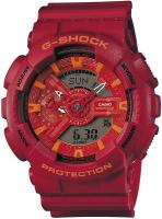 Zegarek męski Casio G-SHOCK g-shock GA-110AC-4AER - duże 1