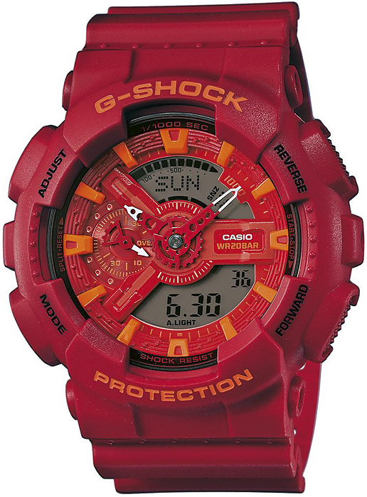 G-Shock GA-110AC-4AER G-Shock