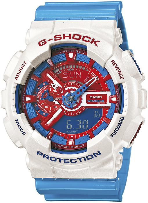 Zegarek Casio G-SHOCK GA-110AC-7AER - duże 1
