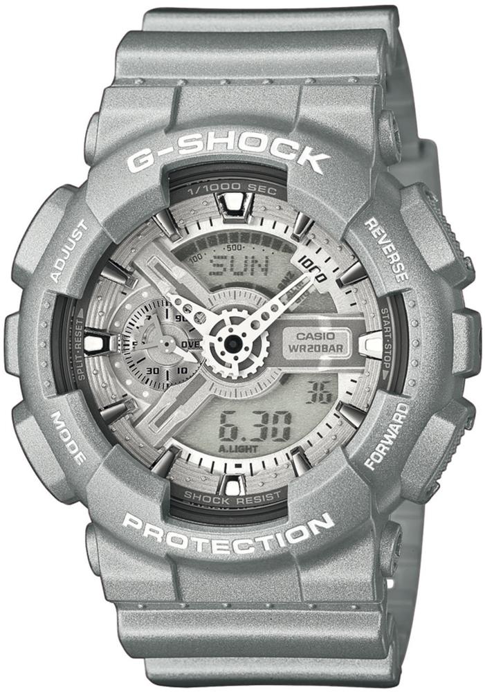 GA-110BC-8AER - zegarek męski - duże 3