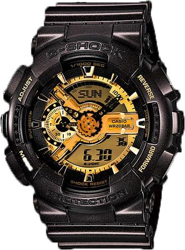 Zegarek męski Casio G-SHOCK g-shock GA-110BR-5AER - duże 1