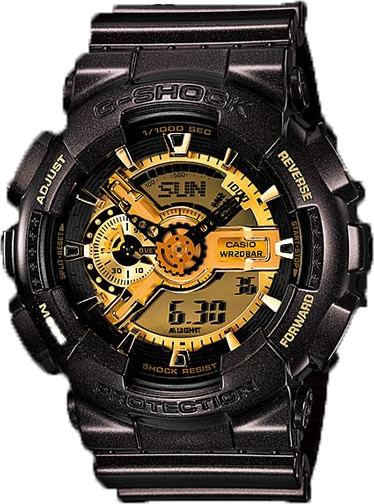 Zegarek Casio G-SHOCK GA-110BR-5AER - duże 1