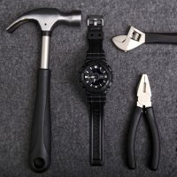 Zegarek męski Casio g-shock specials GA-110BT-1AER - duże 3