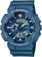 Zegarek męski Casio G-SHOCK g-shock original GA-110DC-2A7ER - duże 2