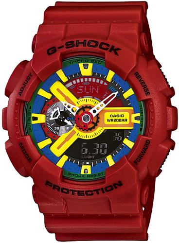 G-Shock GA-110FC-1AER G-Shock