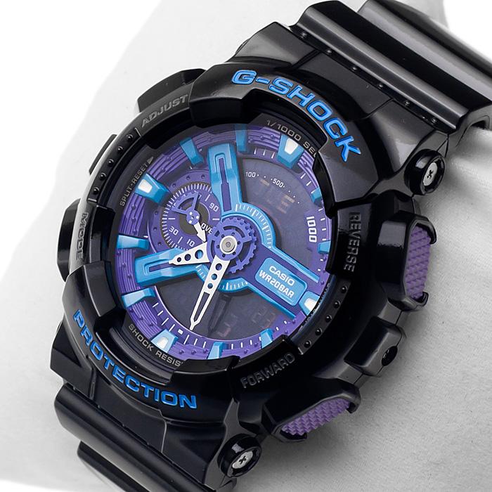 zegarek męski casio g-shock ga-110hc-1aer cena