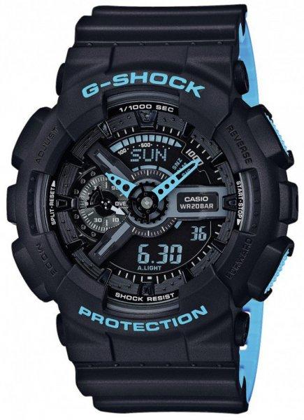 Zegarek Casio G-SHOCK GA-110LN-1AER - duże 1