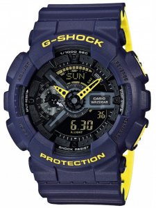 zegarek NEON LAYERED Casio GA-110LN-2AER