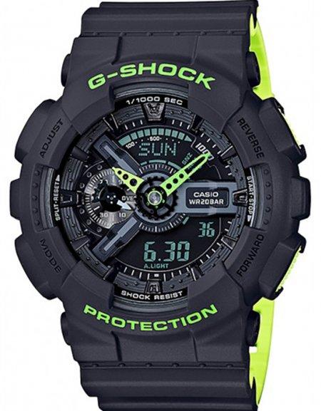 G-Shock GA-110LN-8AER G-SHOCK Original NEON LAYERED