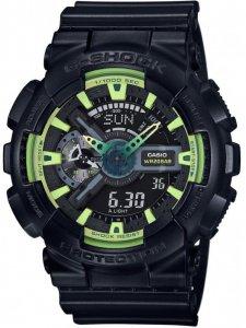 zegarek Lumi Yellow Casio GA-110LY-1AER