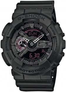 zegarek męski Casio G-Shock GA-110MB-1AER