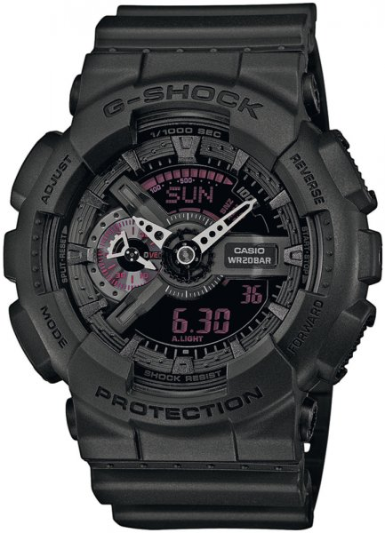 G-Shock GA-110MB-1AER G-SHOCK Original MISSION BLACK