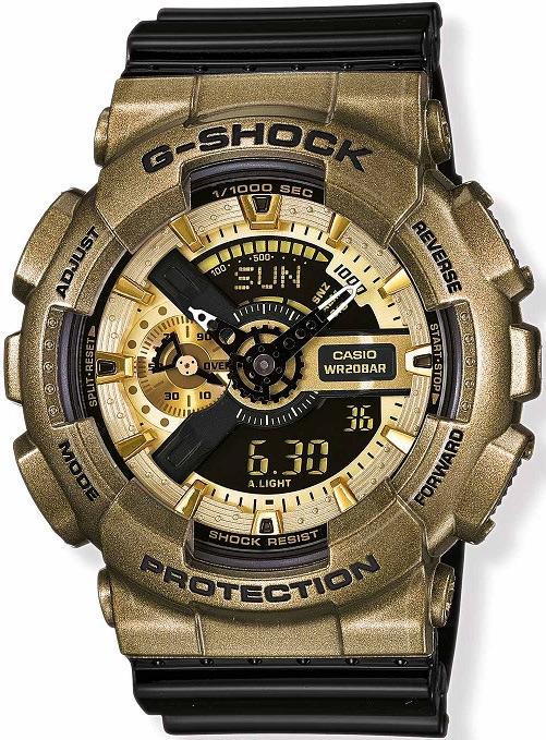 Zegarek Casio G-SHOCK GA-110NE-9AER - duże 1