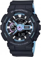 Zegarek męski Casio g-shock style GA-110PC-1AER - duże 1