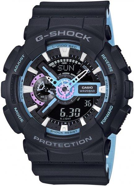 Zegarek Casio GA-110PC-1AER - duże 1