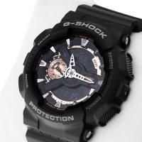 Zegarek męski Casio g-shock style GA-110RG-1AER - duże 2