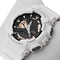 Zegarek męski Casio G-SHOCK g-shock style GA-110RG-7AER - duże 2