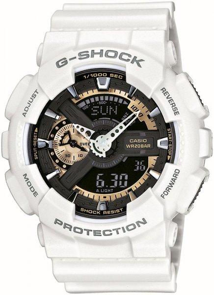 Zegarek męski Casio G-SHOCK g-shock style GA-110RG-7AER - duże 1