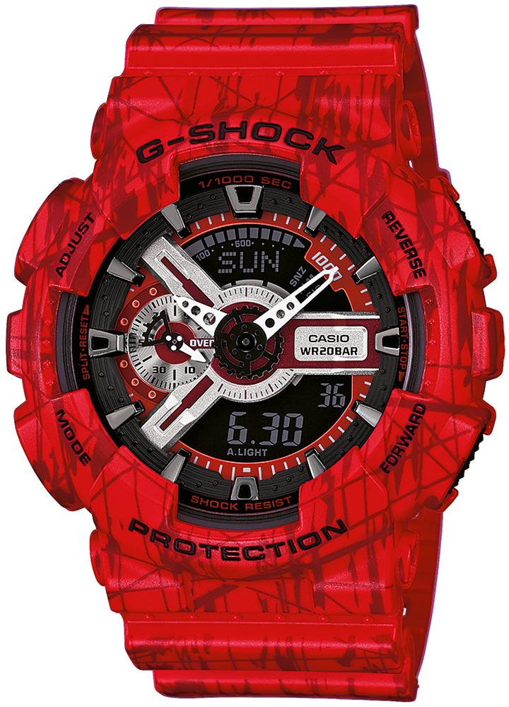 G-Shock GA-110SL-4AER G-SHOCK Original