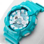 G-Shock GA-110SN-3AER G-Shock zegarek męski sportowy mineralne