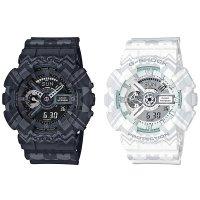 Zegarek męski Casio G-SHOCK g-shock GA-110TP-1AER - duże 3