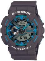 Zegarek męski Casio g-shock original GA-110TS-8A2ER - duże 1