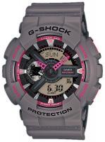 Zegarek męski Casio g-shock GA-110TS-8A4ER - duże 1